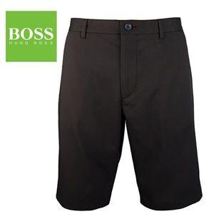 Hugo Boss Green Label Black Shorts